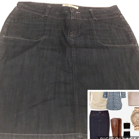 51a158acc4 Anthropologie Skirts | Anthro Level 99 Denim Skirt | Poshmark